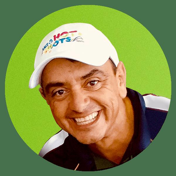 Sandro Machado - Tennis Coach QLD Australia